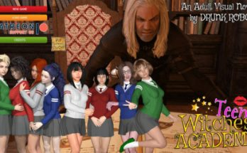 Teen Witches Academy Download Full Game Walkthrough for PC
