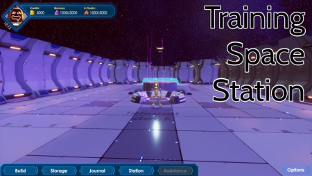 Training Space Station Download Full Game Walkthrough for PC