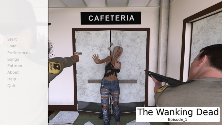 The Wanking Dead Download Full Game Walkthrough for PC