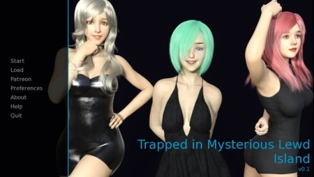 Trapped in Mysterious Lewd Island 0.2.6.1 Download Full Game Walkthrough for PC