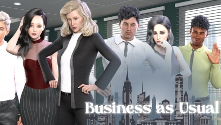 Business as Usual 1.0 Download Full Game Walkthrough for PC